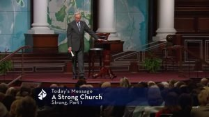 A Strong Church – Dr. Charles Stanley