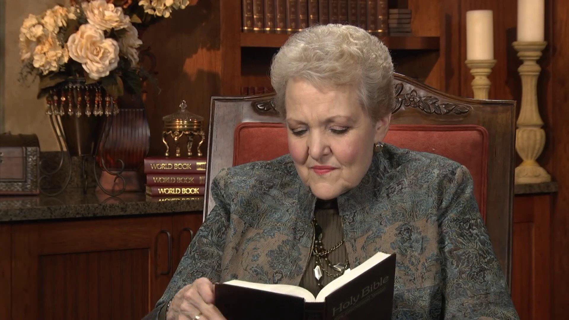 June Hunt's Personal Testimony on Depression