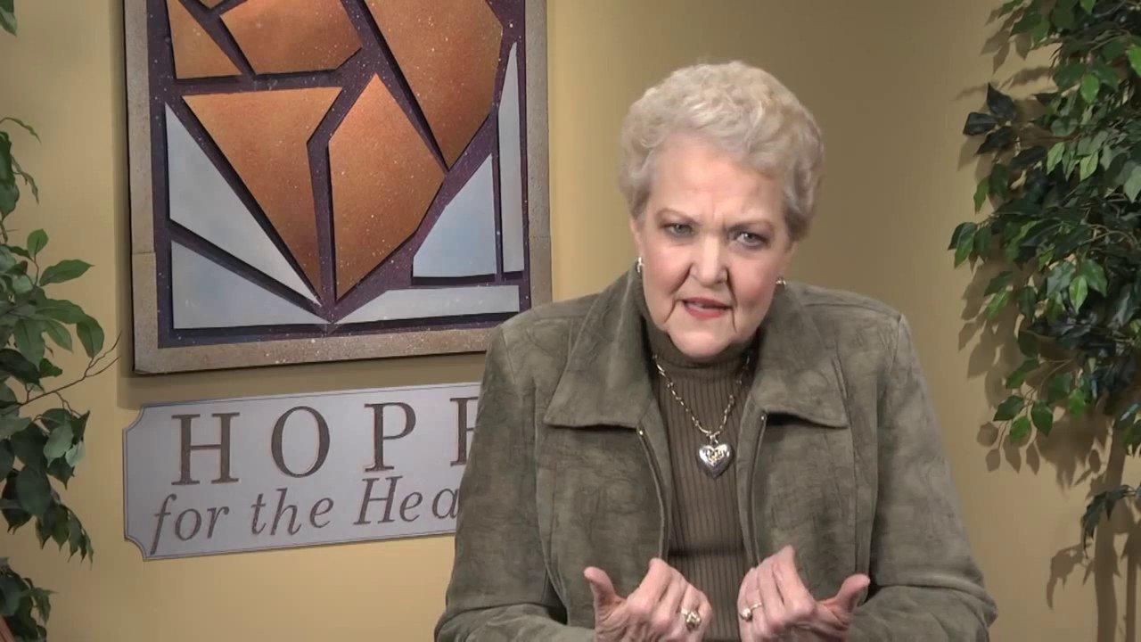 June Hunt's Teaching on Self Worth