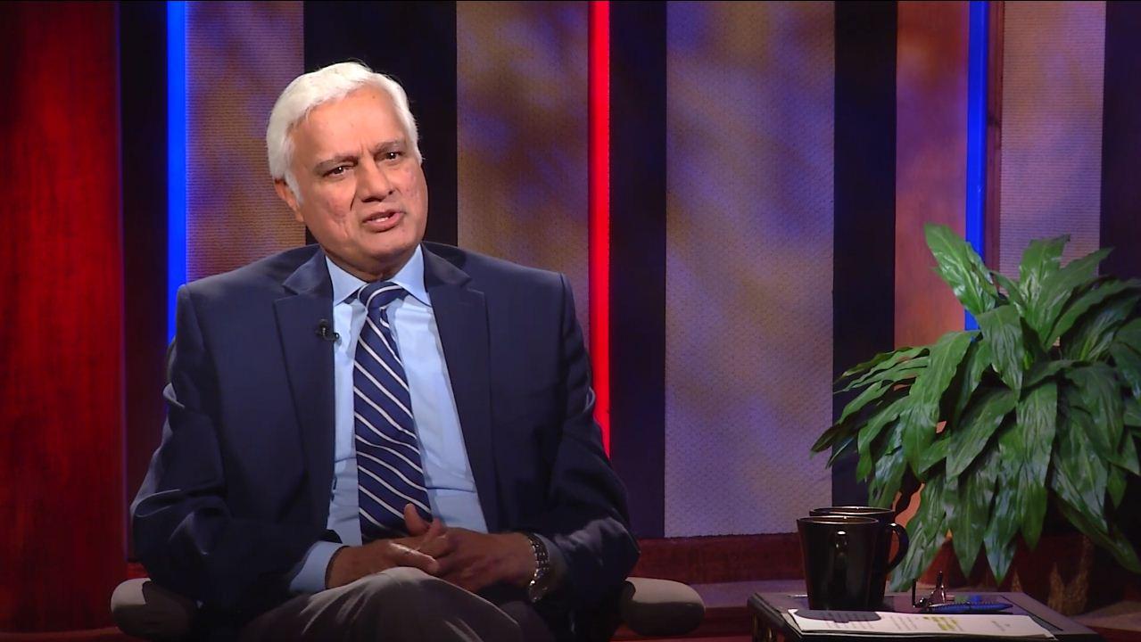 Ravi Zacharias Answers Skeptics - Program 3