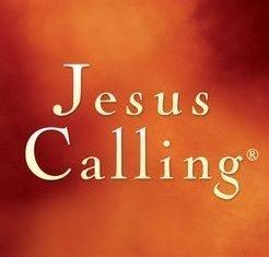 Jesus Calling - Channel;