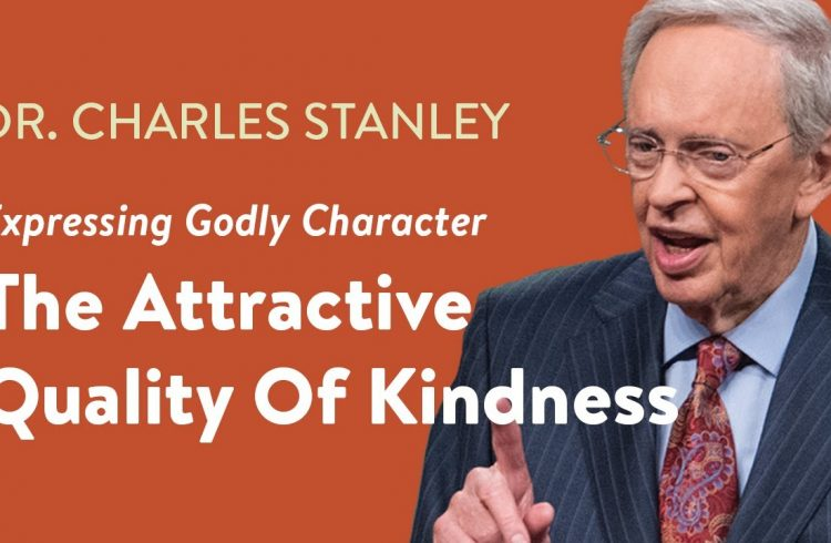attractive quality of kindness