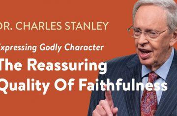 reassuring quality of faithfulness