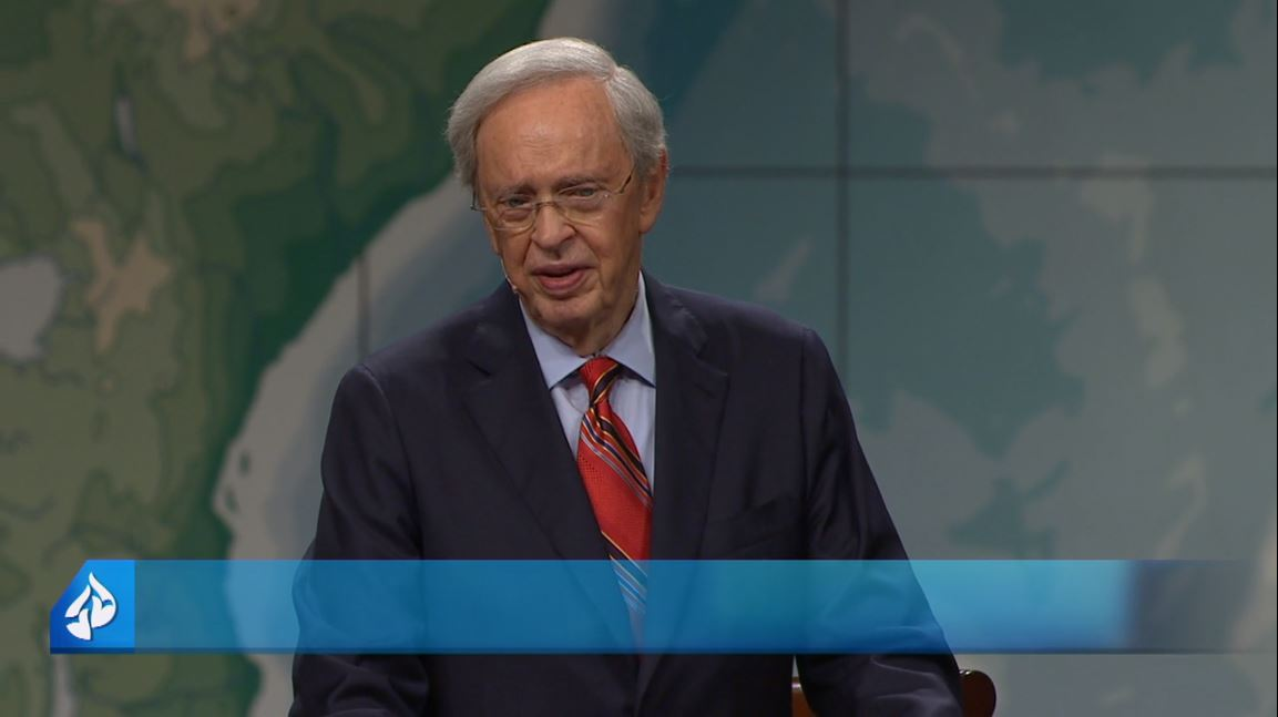 The Battle For Self-control, Dr. Charles Stanley