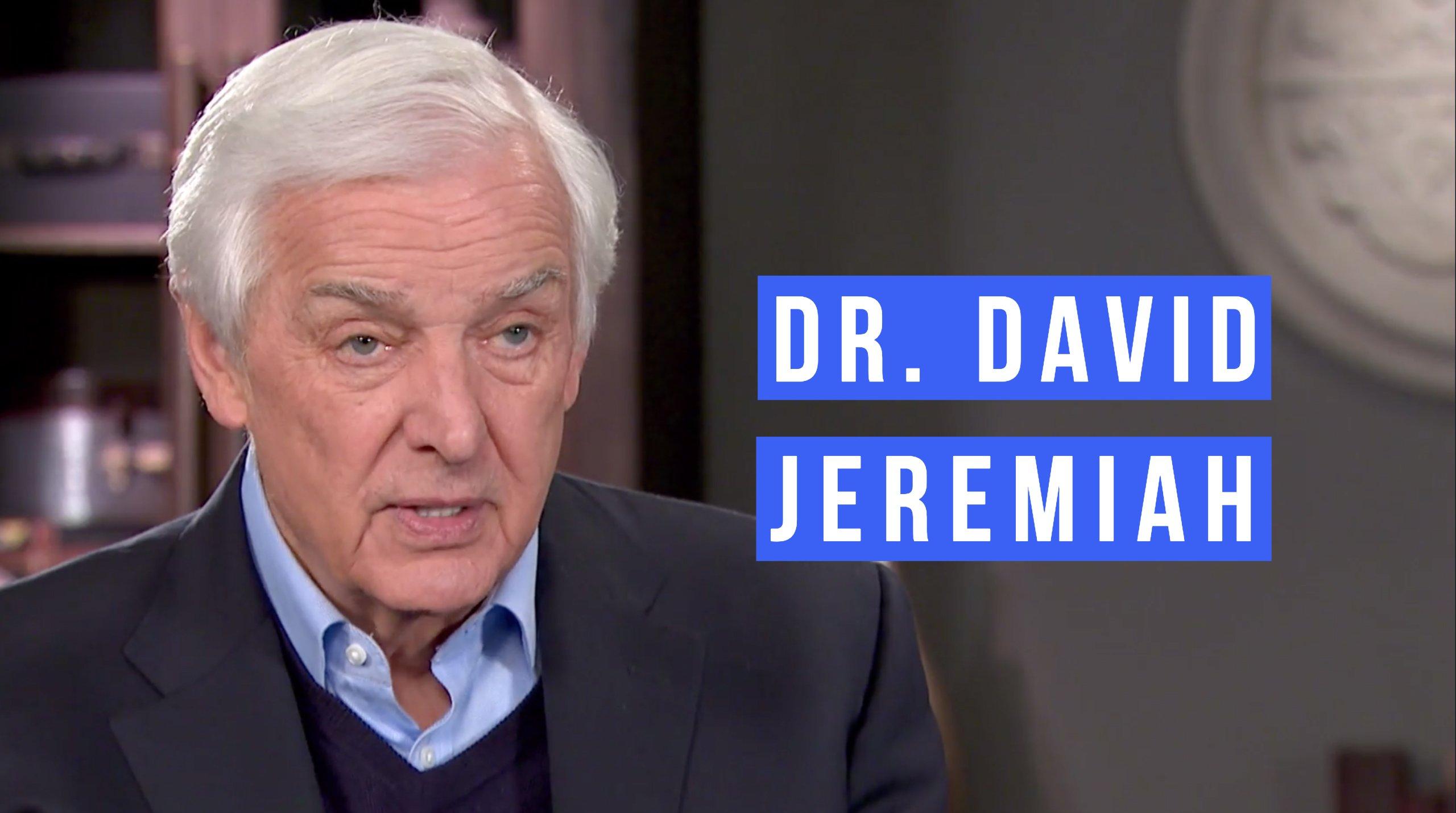 VS cover photo - Dr. David Jeremiah