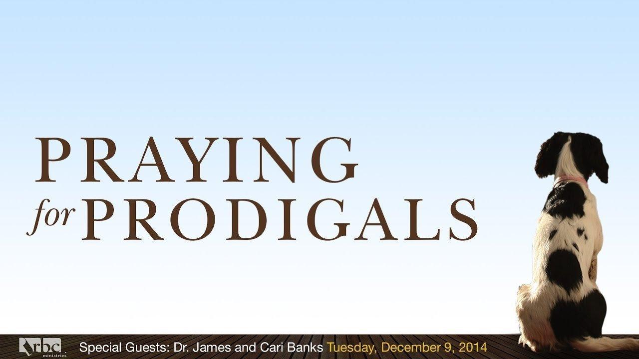 Praying for Prodigals Webinar