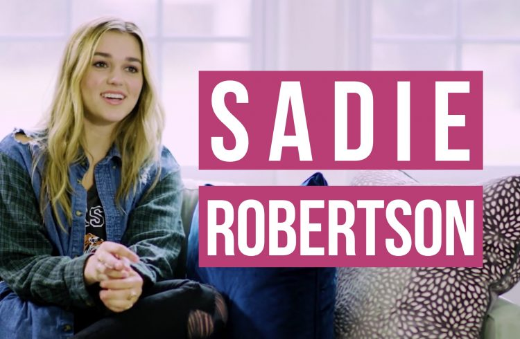 Sadie Robertson; There's Only One You