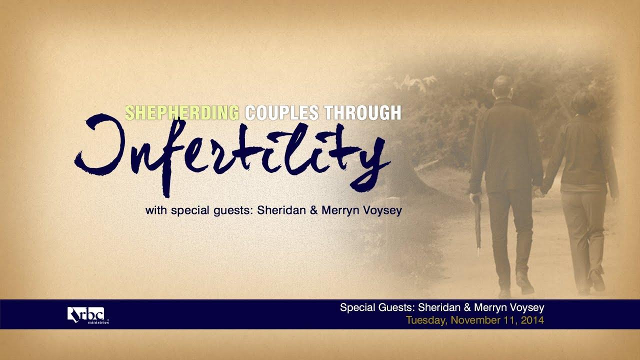 Shepherding Couples Through Infertility Webinar