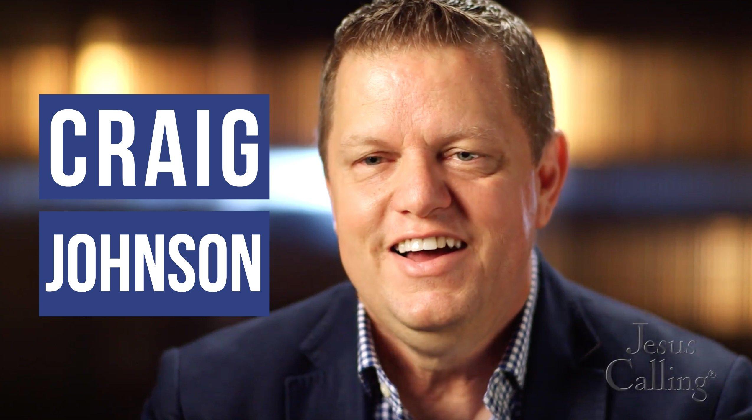 VS cover - Craig Johnson