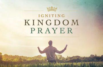 Igniting Kingdom Prayer Playlist Picture
