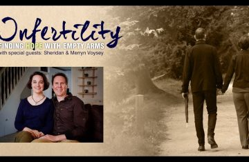 Infertility Finding Hope With Empty Arms Webinar
