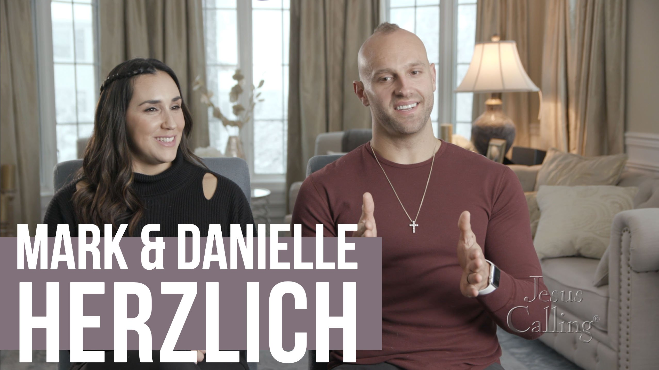 Mark And Danielle Herzlich; Given Courage To Use Your Voice