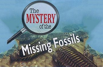 The Mystery Of The Missing Fossils Playlist Pic