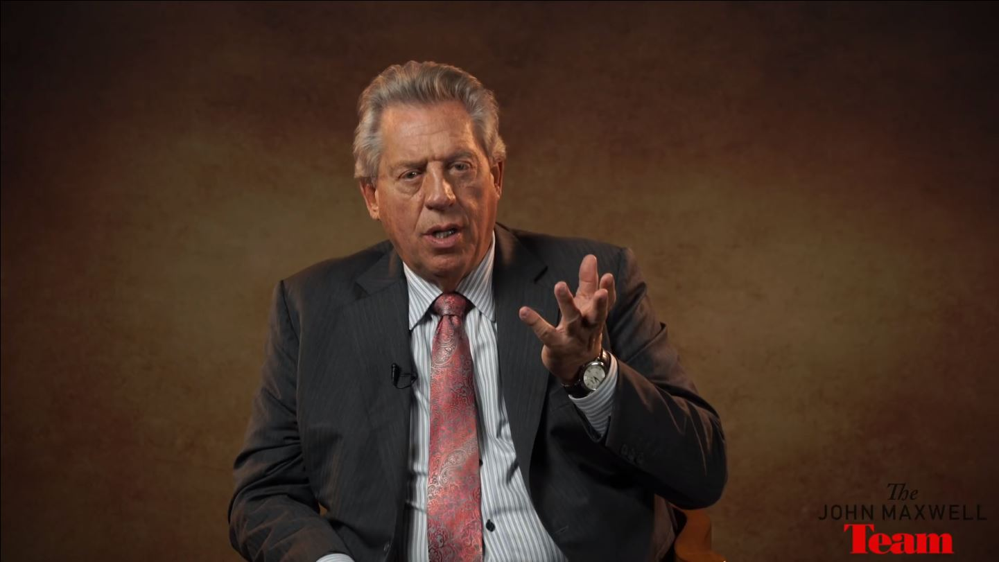 Bravery A Minute With John Maxwell, Free Coaching Video