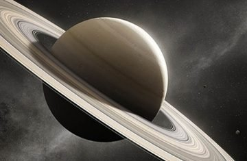 How Old Are Saturn's Rings