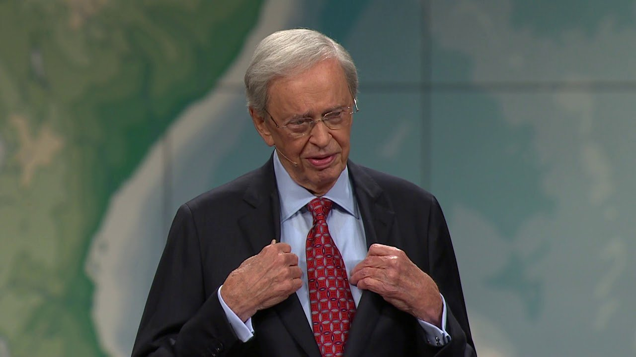 Life's Passing Storms Charles Stanley
