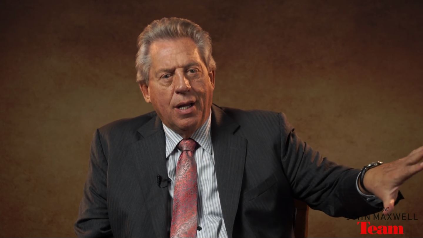 Preparation A Minute With John Maxwell, Free Coaching Video