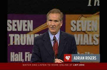 Why I Love Isarel, Adrian Rogers
