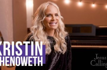 Kristin Chenoweth Faith & Family Anchor Every Season
