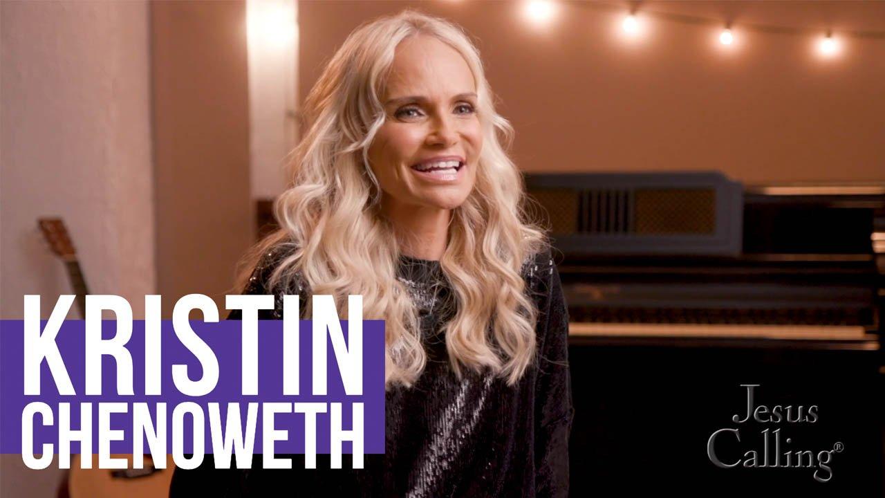 Kristin Chenoweth Faith & Family Anchor Every Season