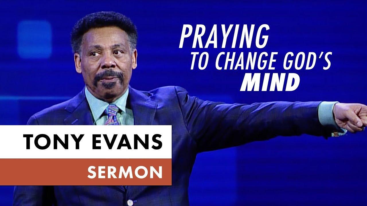Praying To Change God's Mind