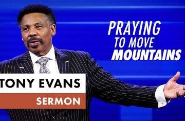 Praying To Move Mountains