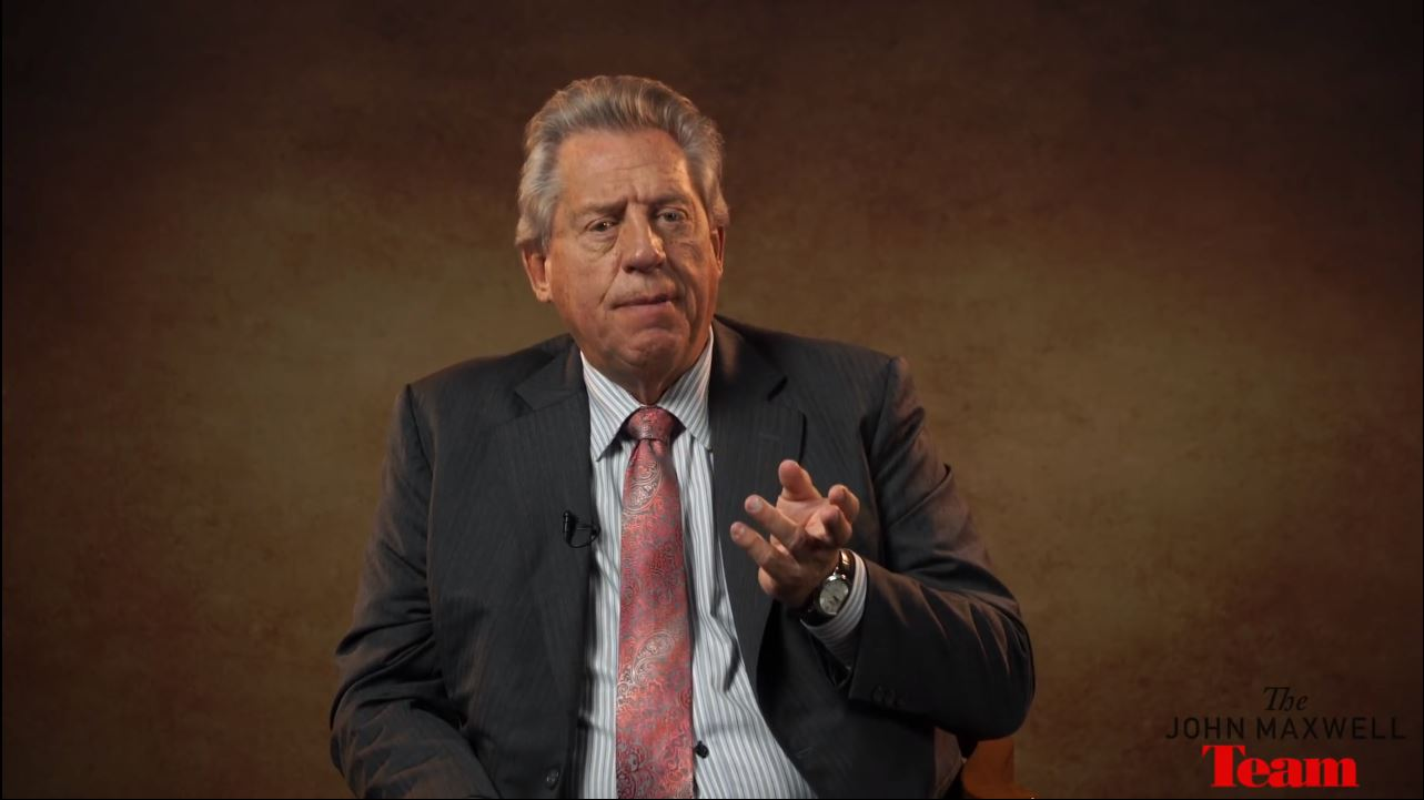 Responsibility A Minute With John Maxwell, Free Coaching Video
