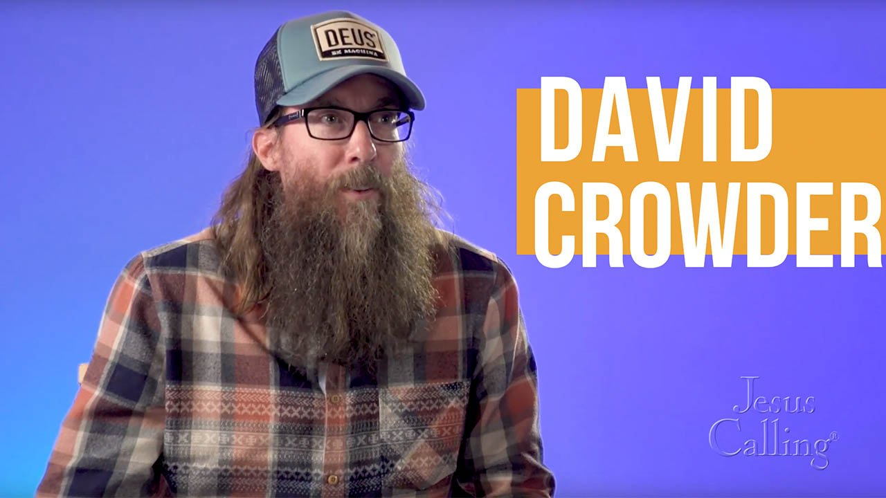 David Crowder; Following The Unexpected Path
