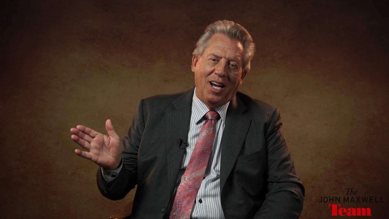 Determination A Minute With John Maxwell, Free Coaching Video