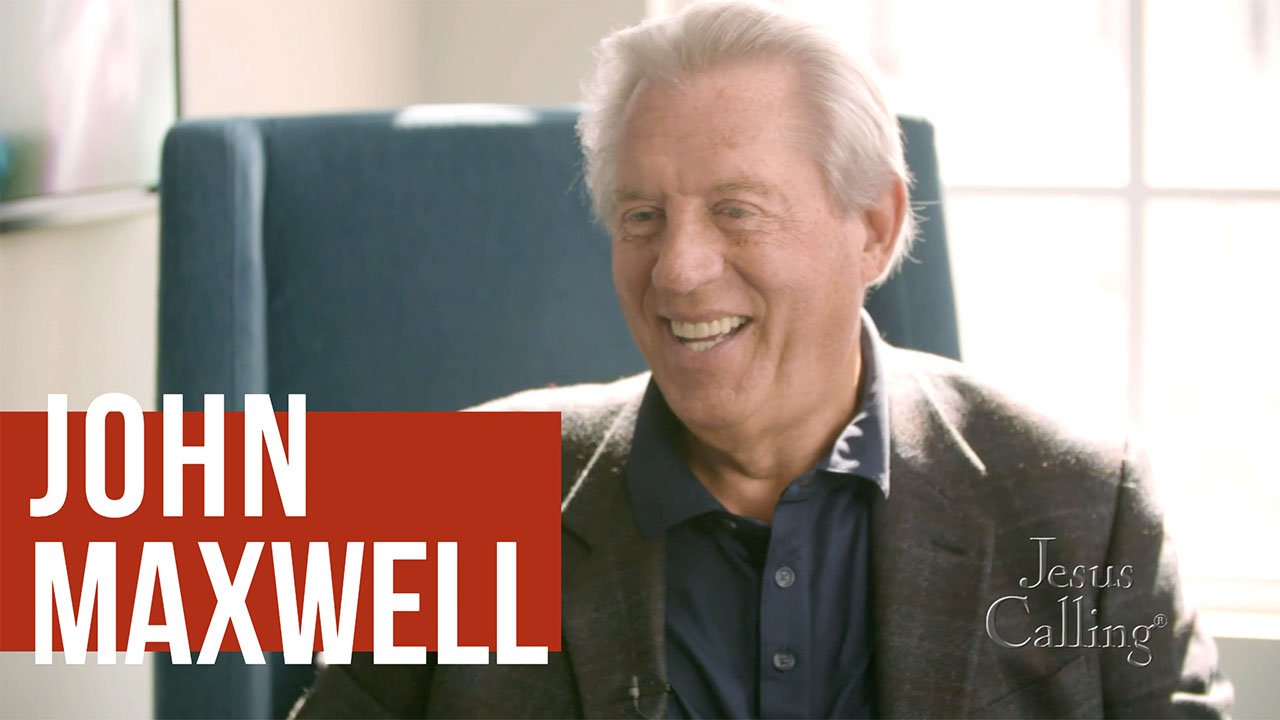 John Maxwell; True Leaders Influence Others With Joy & Wisdom