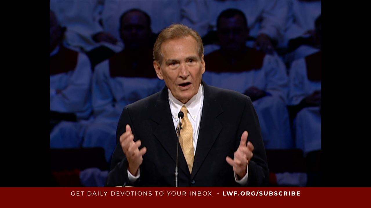 Learning To Endure by Adrian Rogers