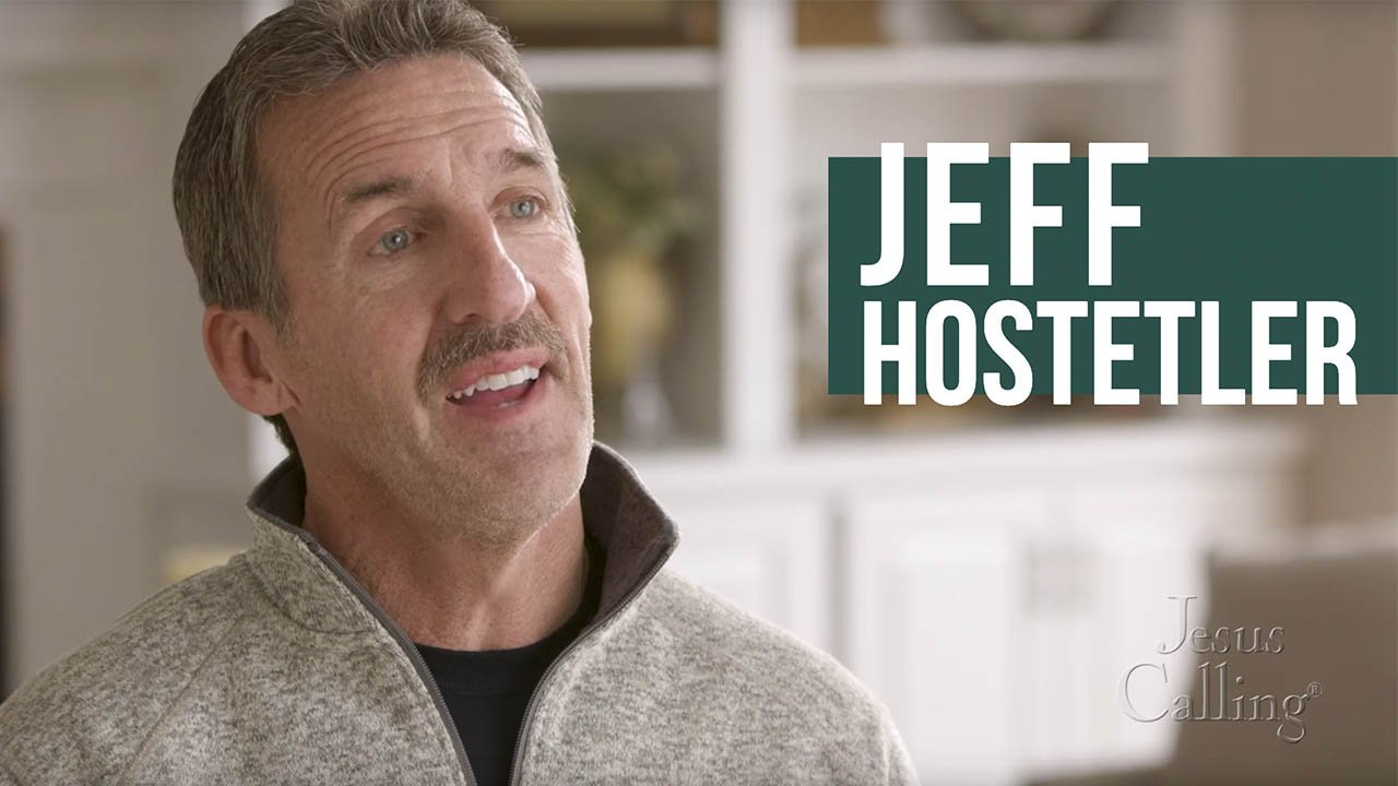 Jeff Hostetler: Learning To Trust God's Timing
