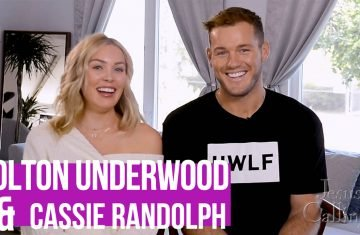 The Bachelor's Colton Underwood & Cassie Randolph; Life After The Bachelor