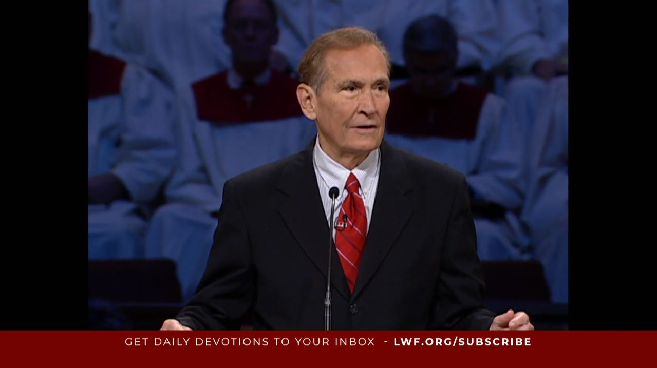 The Dawning Of A New Day by pastor Adrian Rogers
