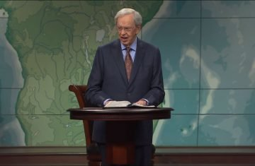 The Mighty Hand Of God – Dr. Charles Stanley