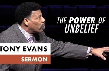 The Power Of Unbelief