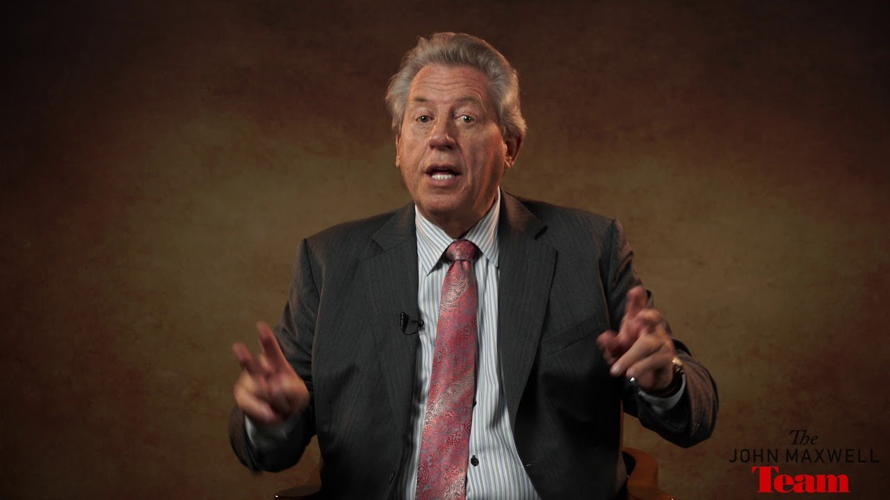 Emotional Inteligence, A Minute With John Maxwell, Free Coaching Video