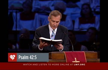 How To Get Up When You're Down with pastor Adrian Rogers