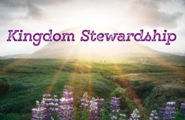 Kingdom Stewardship Playlist Picture