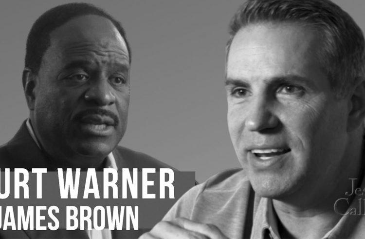 Kurt Warner & James Brown; Trusting God To Call The Plays