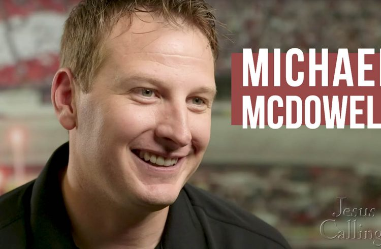 Michael Mcdowell; Serving Our Savior In The Spotlight