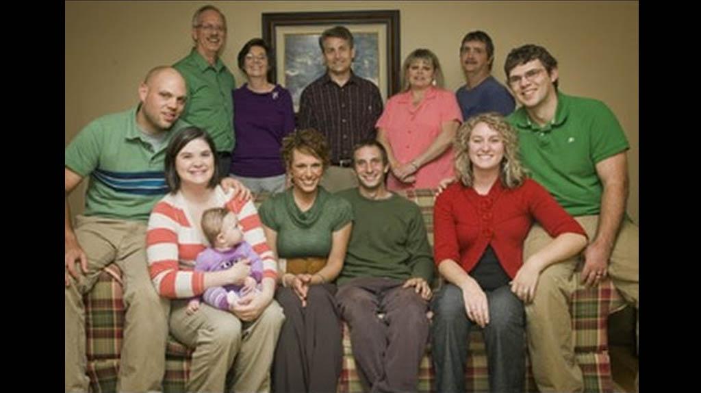 A Special Family Reunion