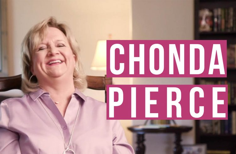 Chonda Pierce; Unashamed To Stand Up For Faith
