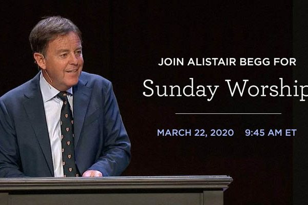 If Your Church Isn't Gathering This Weekend, Watch Worship Online