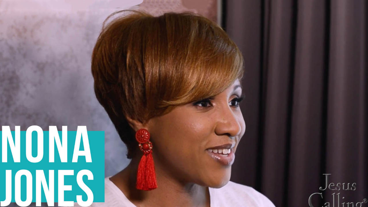 Nona Jones; Trauma Doesn't Define You—god Does