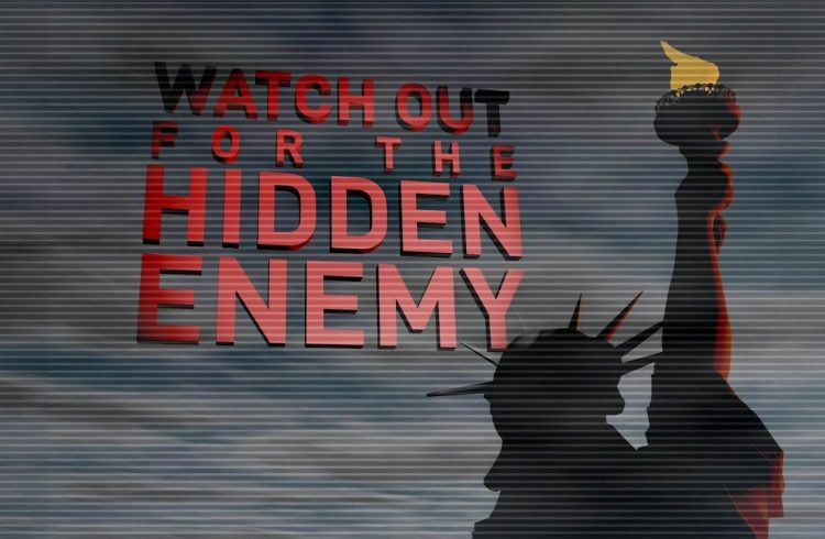 Watch Out For The Hidden Enemy (part 1)