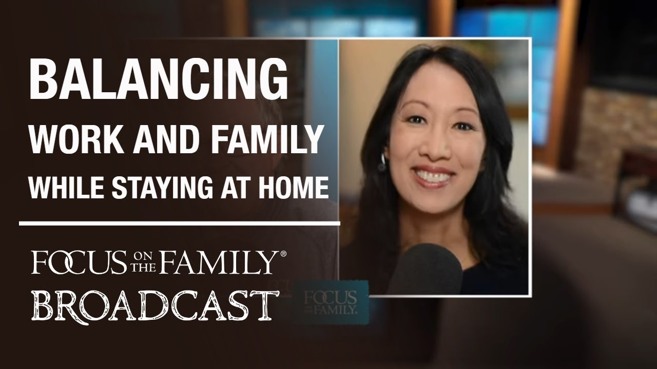 Balancing Work And Family While Staying At Home