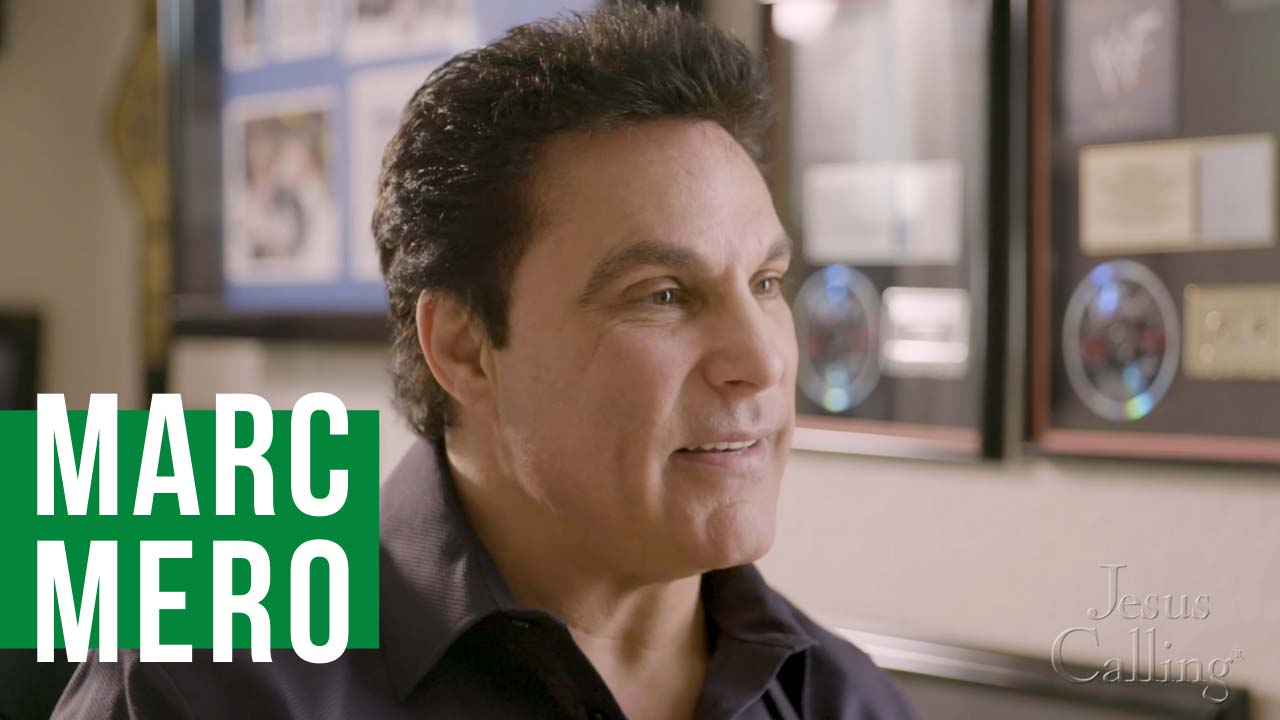 Marc Mero; God's Power To Direct Us Onto Better Paths