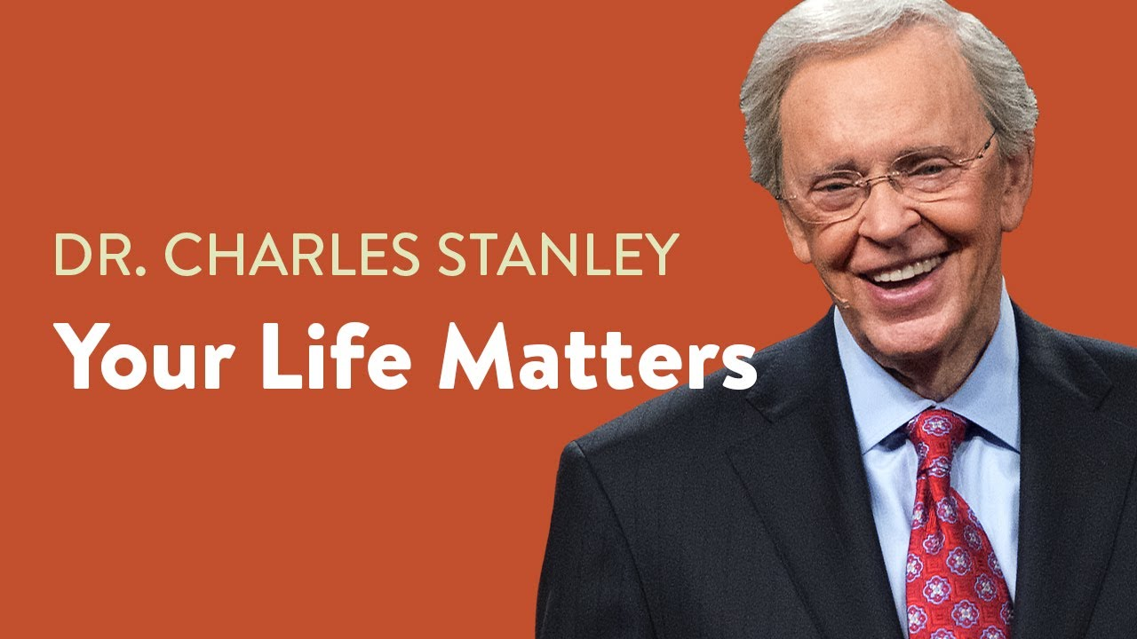 Your Life Matters To God