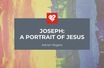 Joseph A Portrait Of Jesus